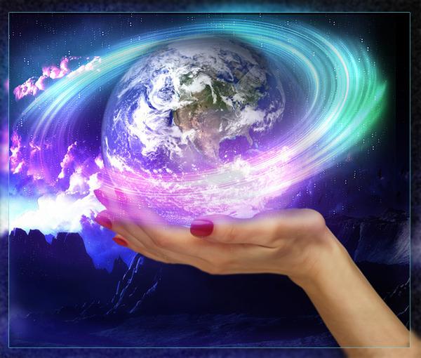 свет людям и земле